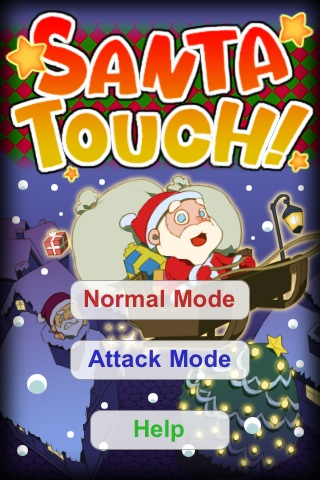 Screenshot SantaTouch!