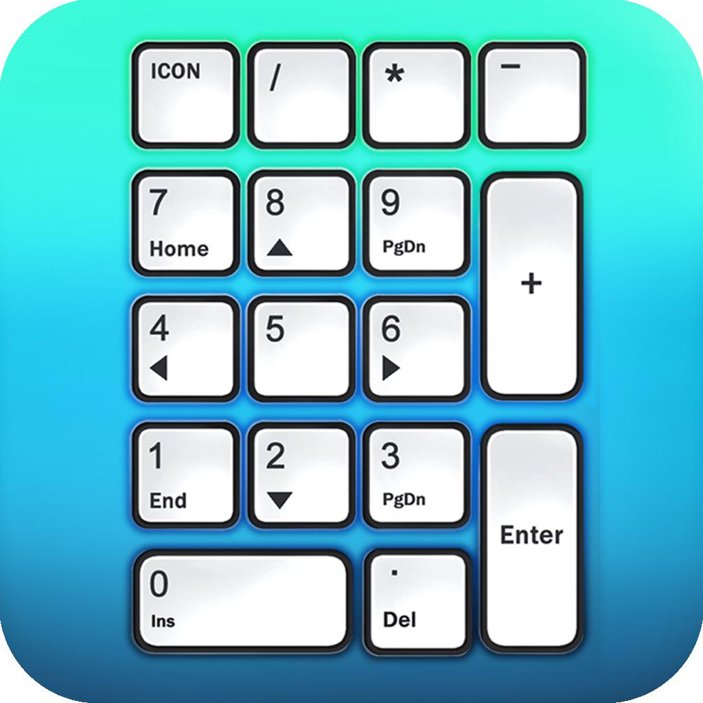 GENIUS Slim Numeric Keypad | Makro Online